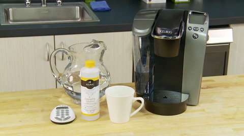 How To Descale Your Keurig Classic Coffee Maker