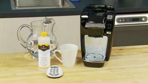 How To Descale Your Keurig K15 Brewer